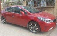 Cần bán gấp Kia Cerato năm 2017, màu đỏ chính chủ giá 620 triệu tại Hà Nội