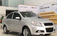 Bán Chevrolet Aveo sản xuất năm 2018, màu bạc  giá 399 triệu tại Hà Nội