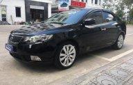 Cần bán Kia Cerato 1.6 AT đời 2010, màu đen, nhập khẩu, 440 triệu giá 440 triệu tại Hải Phòng