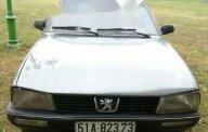 Bán Peugeot 505 đời 1995, màu xám, xe nhập xe gia đình, giá tốt giá 65 triệu tại Thanh Hóa