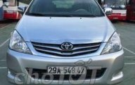 Cần bán gấp Toyota Innova G đời 2009, màu bạc, giá tốt giá 385 triệu tại Nam Định