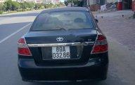 Bán Daewoo Gentra đời 2007, màu đen, giá 150tr giá 150 triệu tại Hải Dương