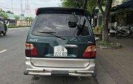 Bán Toyota Zace năm sản xuất 2002, màu xanh rêu giá 185 triệu tại Cần Thơ