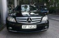 Bán Mercedes C200 đời 2009 màu đen giá 486 triệu tại Hà Nội