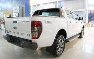 Cần bán xe Ford Ranger Wildtrak 2.2L 4x4 AT đời 2018, màu trắng, nhập khẩu nguyên chiếc giá 837 triệu tại Tp.HCM