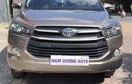 Cần bán lại xe Toyota Innova 2.0E năm 2016, màu xám (ghi), giá 705 triệu giá 705 triệu tại Hà Nội