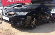 Bán xe Honda City 1.5 năm 2017, màu đen như mới, giá chỉ 569 triệu giá 569 triệu tại Hà Nội