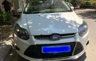 Cần bán gấp Ford Focus Trend 1.6 2013, màu trắng  giá 489 triệu tại Hà Nội