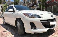 Bán Mazda 3S 1.6AT đời 2012, màu trắng, cực đẹp giá 460 triệu tại Hà Nội