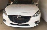 Cần bán Mazda 3 sản xuất năm 2015, màu trắng, 605tr giá 605 triệu tại Đắk Lắk
