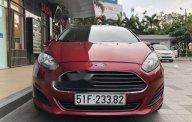 Bán Ford Fiesta sản xuất năm 2015, màu đỏ xe gia đình giá 420 triệu tại Tp.HCM