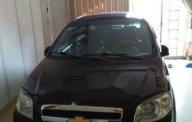 Bán xe Daewoo Gentra đời 2006, màu đen chính chủ, 220 triệu giá 220 triệu tại Đà Nẵng