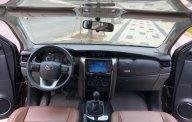 Bán Toyota Fortuner 2.4G năm 2017, màu nâu, nhập khẩu nguyên chiếc số sàn giá 1 tỷ 120 tr tại Tp.HCM