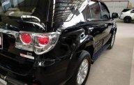 Bán Toyota Fortuner 2.7V 4x2 AT năm 2014, màu đen, giá tốt giá 780 triệu tại Tp.HCM