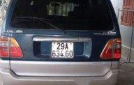 Cần bán gấp Toyota Zace năm 2004, màu xanh, 264tr giá 264 triệu tại Ninh Bình