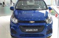Bán ô tô Chevrolet Spark VAN năm sản xuất 2018, màu xanh lam giá cạnh tranh giá 267 triệu tại Hà Nội