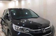 Bán Honda CR V 2.4 AT năm sản xuất 2017, màu đen chính chủ giá 990 triệu tại Hà Nội