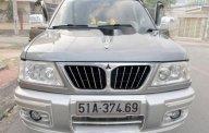 Cần bán Mitsubishi Jolie đời 2003, màu xám còn mới, giá tốt giá 214 triệu tại Tp.HCM