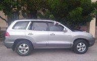 Cần bán lại xe Hyundai Santa Fe Gold sản xuất 2005, màu bạc như mới giá 318 triệu tại Thanh Hóa