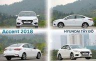 Bán ô tô Hyundai Accent đời 2018, màu trắng, giá tốt giá 425 triệu tại Cần Thơ