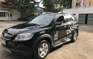 Cần bán lại xe Chevrolet Captiva sản xuất 2008, màu đen xe gia đình, giá 320tr giá 320 triệu tại Đồng Nai