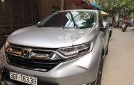Bán ô tô Honda CR V L năm sản xuất 2018, màu bạc, nhập khẩu giá 1 tỷ 190 tr tại Hà Nội