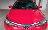 Bán Vios G SX 2014 màu đỏ giá 495 triệu tại Tp.HCM