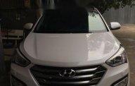 Bán Hyundai Santa Fe CRDI 4WD sản xuất 2015, màu trắng, giá chỉ 958 triệu giá 958 triệu tại Tp.HCM
