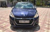 Cần bán lại xe Peugeot 208 năm sản xuất 2015, màu xanh lam, nhập khẩu nguyên chiếc chính chủ, 635tr giá 635 triệu tại Hà Nội
