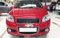 Bán Chevrolet Aveo đời 2018, màu đỏ, giá chỉ 399 triệu giá 399 triệu tại Tp.HCM