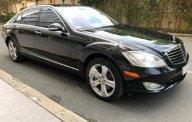 Cần bán Mercedes S550 đời 2007, màu đen, nhập khẩu nguyên chiếc xe gia đình giá 1 tỷ 80 tr tại Tp.HCM