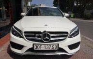 Cần bán Mercedes C300 AMG đời 2016, màu trắng giá 1 tỷ 640 tr tại Hà Nội