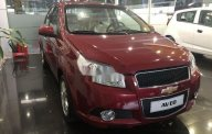 Bán Chevrolet Aveo năm sản xuất 2018, màu đỏ giá 459 triệu tại Tp.HCM