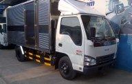 Bán xe tải Isuzu tải 2.4 tấn, thùng dài 4.3m, đời 2017 giá cực mềm giá 425 triệu tại Tp.HCM