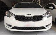 Cần bán xe Kia K3 2.0AT đời 2014, màu trắng số tự động giá 556 triệu tại Hà Nội