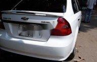 Cần bán gấp Chevrolet Aveo sản xuất 2017, màu trắng, giá tốt giá 470 triệu tại Tp.HCM