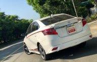 Cần bán gấp Toyota Vios 1.5 TRD 2017, màu trắng số tự động, giá tốt giá 590 triệu tại Tp.HCM