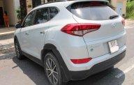 Cần bán Hyundai Tucson sản xuất năm 2015, màu trắng, nhập khẩu, 890tr giá 890 triệu tại Tp.HCM