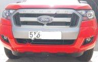 Cần bán gấp Ford Ranger XLS MT đời 2017, màu đỏ, nhập khẩu nguyên chiếc, giá tốt giá 620 triệu tại Tp.HCM
