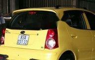 Gia đình bán xe Kia Morning đời 2010, màu vàng giá 245 triệu tại Sóc Trăng