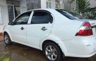 Bán Daewoo Gentra Sx đời 2009, màu trắng giá 180 triệu tại Đắk Nông