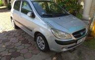 Cần bán xe Hyundai Getz 1.1 MT sản xuất 2010, màu bạc, nhập khẩu chính chủ, giá 189tr giá 189 triệu tại Hà Nội