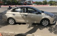 Chính chủ bán Toyota Vios năm 2015, màu vàng cát giá 448 triệu tại Hà Nội