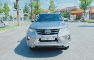 Bán Toyota Fortuner đời 2017, màu bạc nhập khẩu nguyên chiếc giá 1 tỷ 240 tr tại Bình Dương