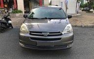 Cần bán xe Toyota Sienna sản xuất năm 2006, màu bạc, xe nhập chính chủ giá 605 triệu tại Tp.HCM