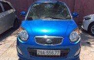 Bán Kia Morning năm sản xuất 2010, màu xanh lam giá 275 triệu tại Hà Nội