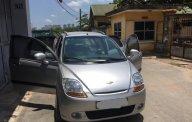 Bán ô tô Chevrolet Spark LT sản xuất năm 2009, màu bạc, 115tr giá 115 triệu tại Hà Nội