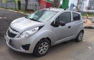 Bán Chevrolet Spark LS 1.2 MT đời 2011, màu bạc chính chủ, giá 186tr giá 186 triệu tại Tp.HCM