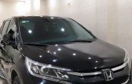 Chính chủ bán xe Honda CR V 2.4 AT đời 2017, màu đen giá 990 triệu tại Hà Nội