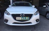 Bán Mazda 3 1.5 AT sản xuất năm 2017, màu trắng chính chủ giá 645 triệu tại Hà Nội